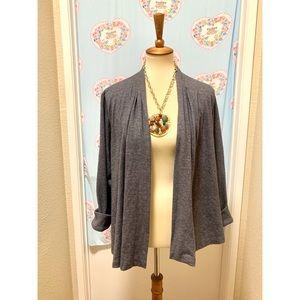 Vintage dressy Liz Clairborne wool cardigan